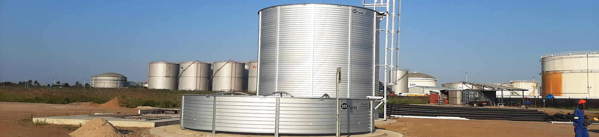 Cyclone water storage solutions